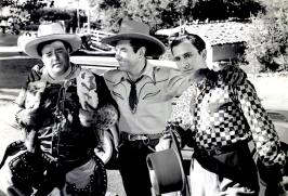 ( 1942 ) RIDE 'EM COWBOY