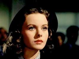 JEANNE CRAIN in %22Leave Her to Heaven%22
