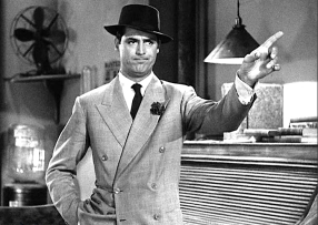 CARY GRANT IN %22HIS GIRL FRIDAY%22