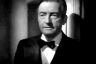 CLAUDE RAINS ( NOTORIOUS )