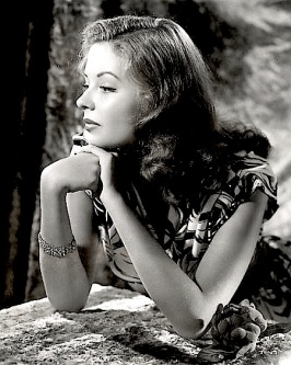 THEY WON'T BELIEVE ME ( Jane Greer )