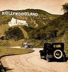 1932 PHOTO HOLLYWOODLAND