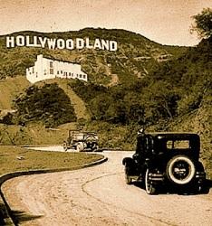 1932 PHOTO HOLLYWOODLAND