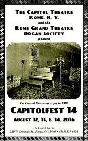 CAPITOLFEST ( FILM PROGRAM )