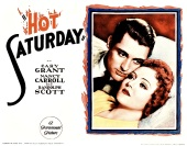 HOT SATURDAY ( MOVIE POSTER )