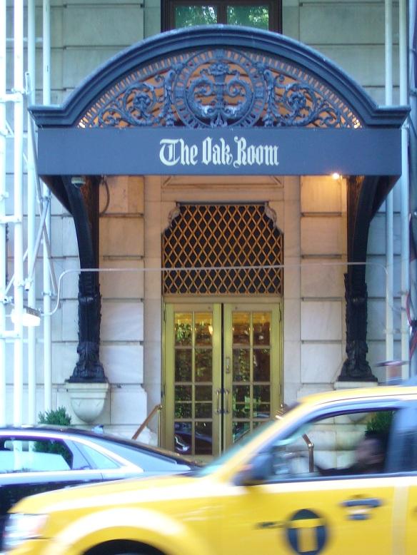 THE OAK ROOM ( I )