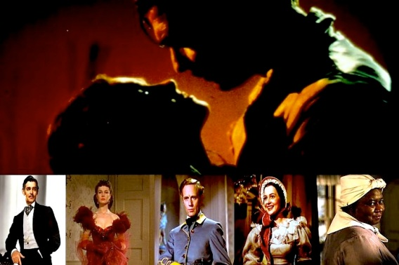 ( GWTW ) THE CAST