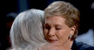 JULIE ANDREWS & LADY GAGA