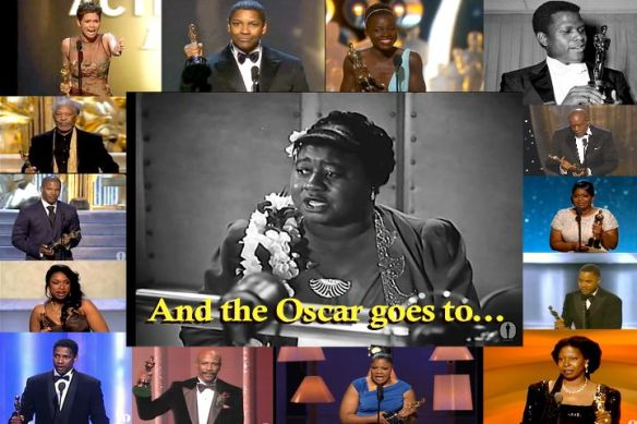 OSCAR COLLAGE