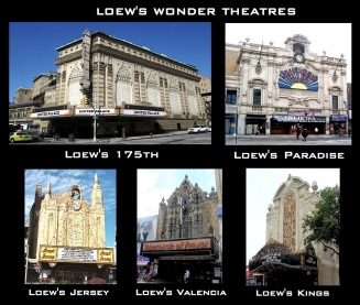 LOEW'S WONDER THEATRES