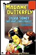 MADAME BUTTERFLY ( MOVIE POSTER )