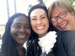 ME, KELLEE & AURORA @ Twitter Party