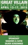 VILLAIN BLOGATHON ( Oz Witch )