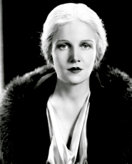ANN HARDING ( FLAMING )