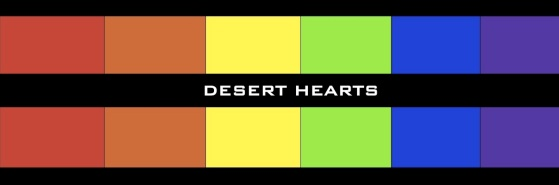 DESERT HEARTS ( CARD )