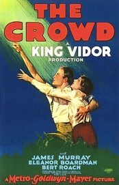 THE CROWD ( 1928 ) Poster