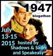 1947 BLOGATHON