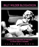 BILLY WILDER BLOGATHON ( II ) LOGO