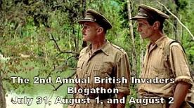 BRITISH INAVDERS BLOGATHON ( II )
