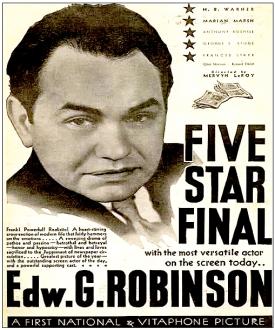 FIVE STAR FINAL ( II )