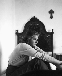 INGRID BERGMAN ( HOTEL-COLLAGE )