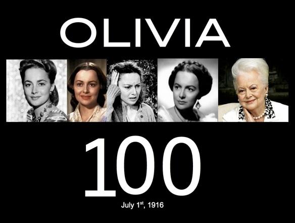 OLIVIA AT 100