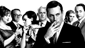 SHE HAD TO SAY YES ( MAD MEN )