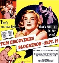 TCM DISCOVERIES BLOGATHON ( 9 : 19 : 2015 )