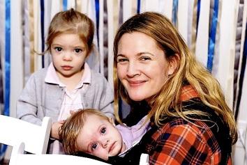 DREW & HER DAUGHTERS