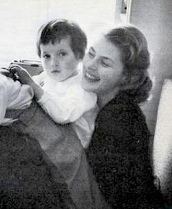 INGRID & ISABELLA ( as a Baby )