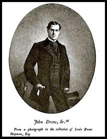JOHN DREW Sr.