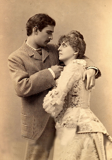 Maurice & Georgiana Drew Barrymore