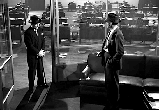 TOOHEY & WYNAND FACE OFF ~ THE FOUNTAINHEAD