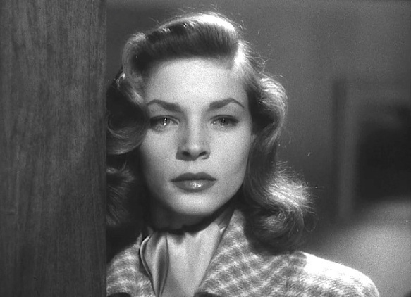 LAUREN BACALL ( in DARK PASSAGE )
