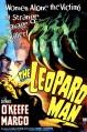 LEOPARD MAN POSTER