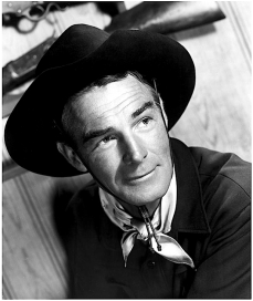 RANDOLPH SCOTT ( Blazing Saddles )
