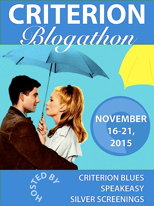 CRITERION BLOGATHON ( Banner #1 )