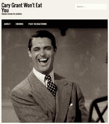 ( BLOGGER ) CARY GRANT WON'T EAT YOU