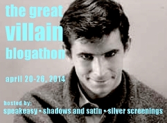 GREAT VILLAIN BLOGATHON ( 2015 )