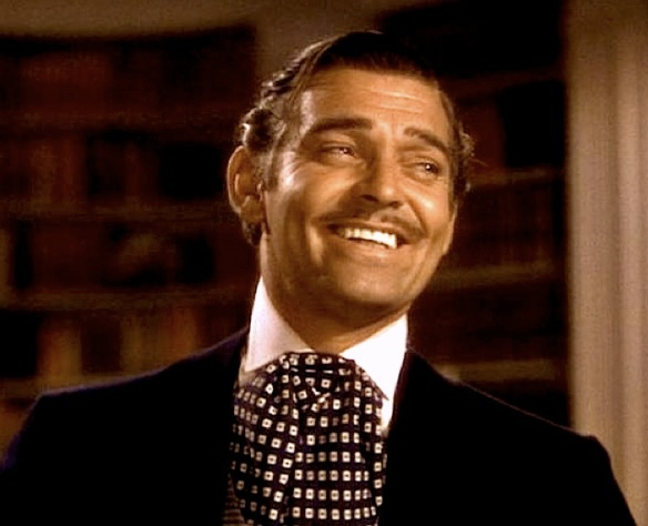 OSCAR SNUB ( CLARK GABLE - GONE WITH THE WIND )