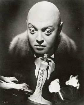 PETER LORRE ( MAD LOVE II )