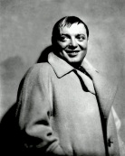 PETER LORRE ( MAN...TOO MUCH )