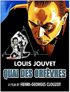 QUAI DES ORFEVRES ( Poster )
