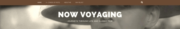 ( BLOGGER ) NOW VOYAGING