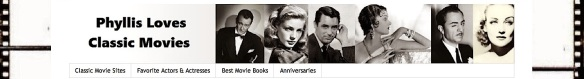 ( BLOGGER ) PHYLLIS LOVES CLASSIC MOVIES - PHYLLIS