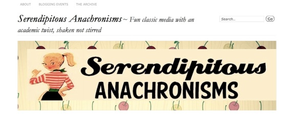 ( BLOGGER ) SERENDIPITOUS ANACHRONISMS - SUMMER