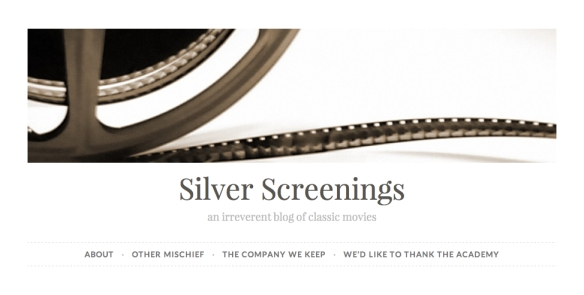 BLOGGER ( SILVER SCREENINGS ) - RUTH ( II )