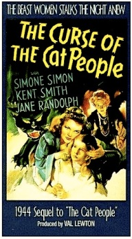 CURSE OF THE CAT PEOPLE - POSTER