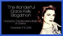 GRACE KELLY ( 11 : 11 - 12 : 2015 )