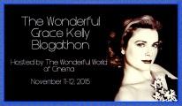 GRACE KELLY ( 11 : 11 - 12 : 2015 )